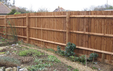Fencing Contractors Birmingham Genuine Home Services