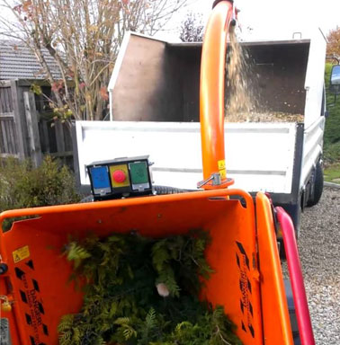 Garden Clearance Chipper